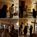 Live Stations of the Cross 3/23/2018 Rehearsals photo album thumbnail 3